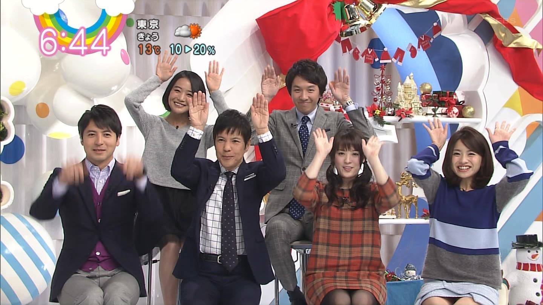 曽田茉莉江(ZIP!キャスター)と北乃きいの▼ゾーンが微妙!!