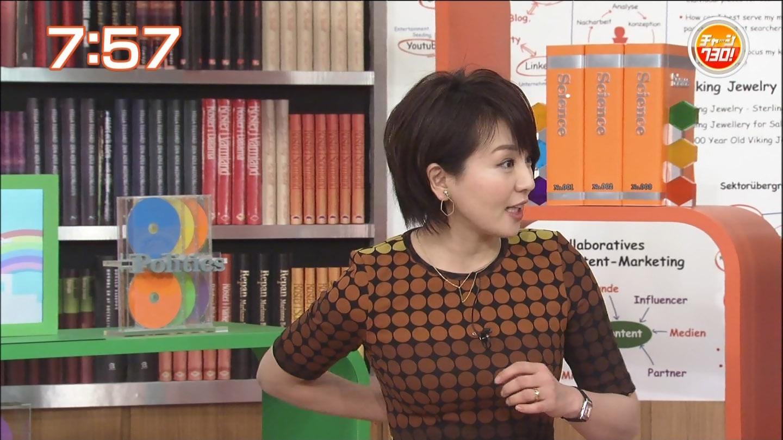 大橋未歩アナ チャージ730!