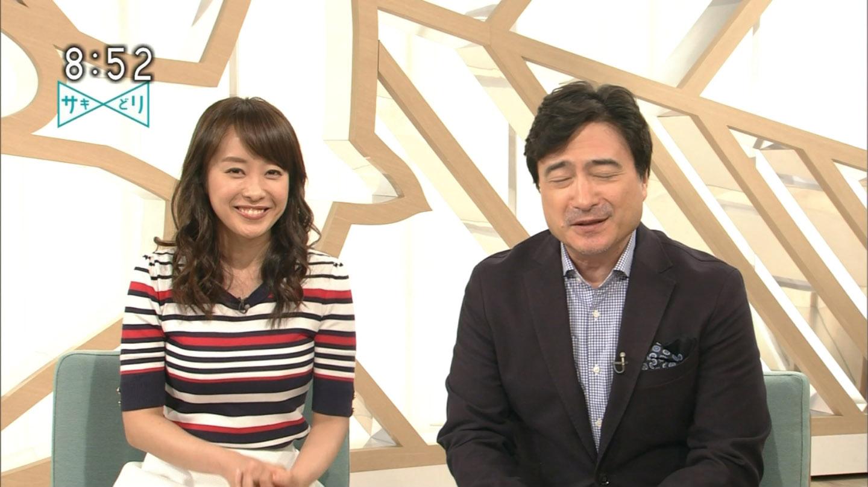 片山千恵子アナ サキどり↑ NHKニュース