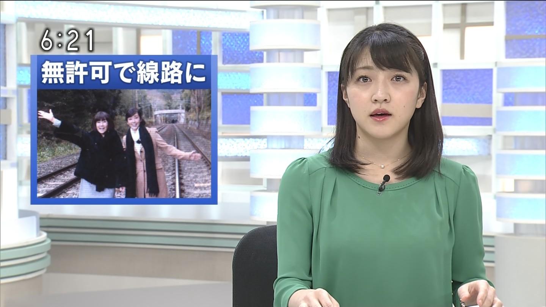 赤木野々花アナ ニュースほっと関西 NHKニュース