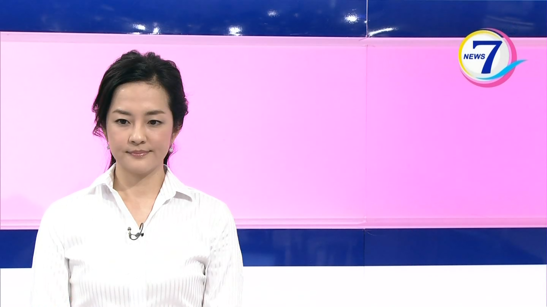 鈴木奈穂子アナ NHKニュース7