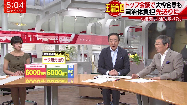 竹内由恵、久冨慶子、林美沙希 スーパーJチャンネル