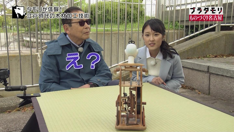 近江友里恵アナ ブラタモリ NHKニュース 徹底討論
