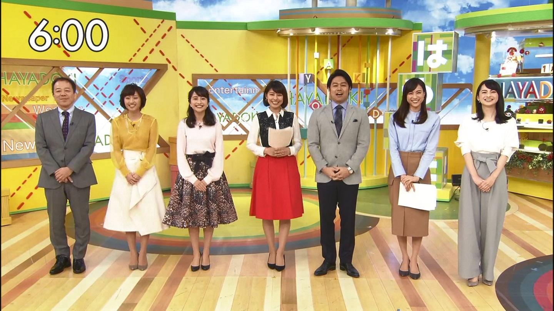 レギュラー女子アナ全員集合! はやドキ!新春SP