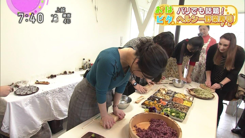 赤木野々花アナと近江友里恵アナ おはよう日本 日本人のおなまえっ!