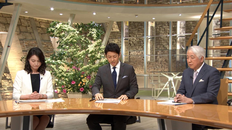 小川彩佳アナの▼ゾーン! 報道ステーション