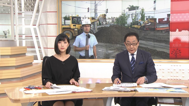 竹内由恵アナ ▼ゾーン!