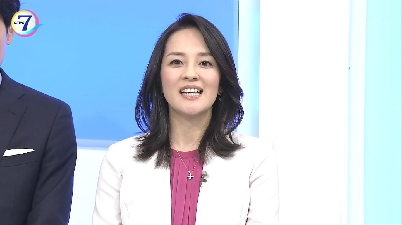 鈴木奈穂子アナが「NHKニュース7」を卒業!